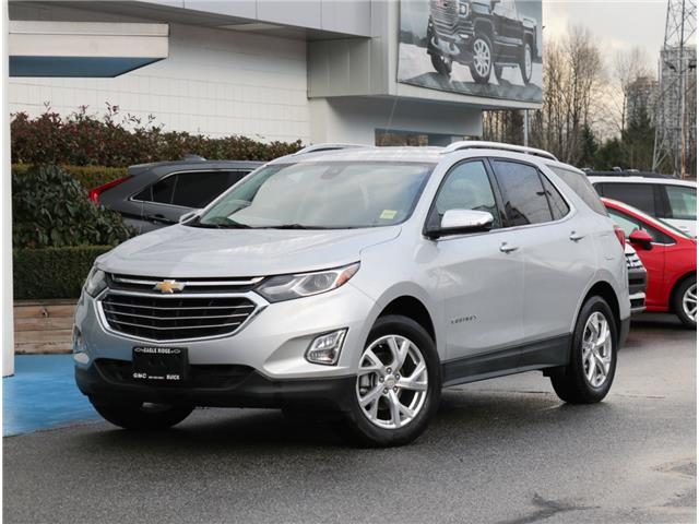 2020 Chevrolet Equinox Premier (Stk: 200474) in Coquitlam - Image 1 of 16