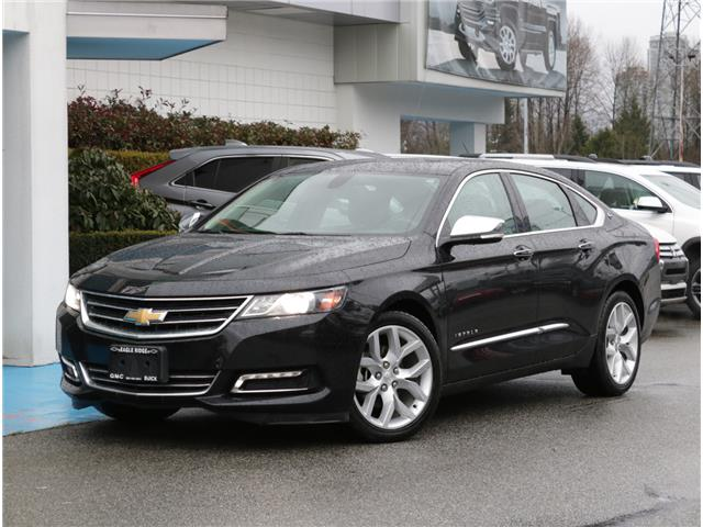 2019 Chevrolet Impala 2LZ (Stk: 190561) in Coquitlam - Image 1 of 17