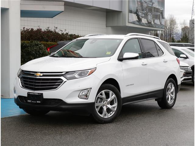 2020 Chevrolet Equinox Premier (Stk: 200478) in Coquitlam - Image 1 of 16