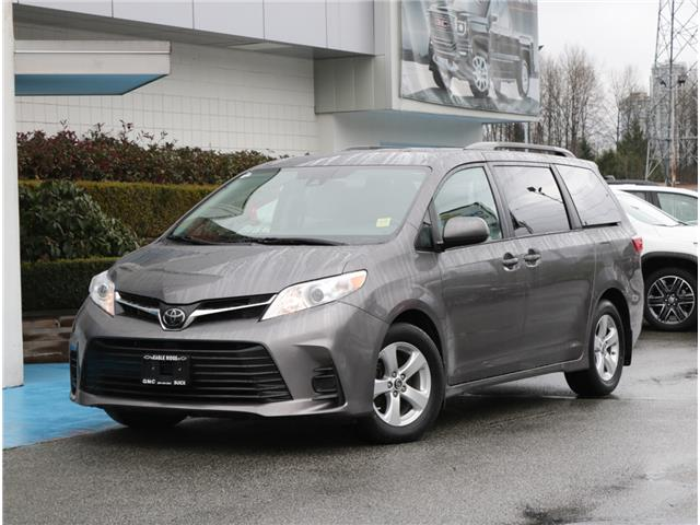 2019 Toyota Sienna 7-Passenger (Stk: 190488) in Coquitlam - Image 1 of 17
