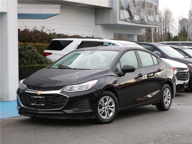 2019 Chevrolet Cruze LS (Stk: 190604) in Coquitlam - Image 1 of 15