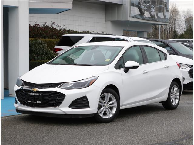 2019 Chevrolet Cruze LT (Stk: 190558) in Coquitlam - Image 1 of 15