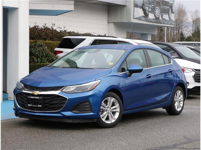 2019 Chevrolet Cruze LT (Stk: 190557) in Coquitlam - Image 1 of 15