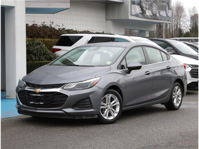 2019 Chevrolet Cruze LT (Stk: 190600) in Coquitlam - Image 1 of 15