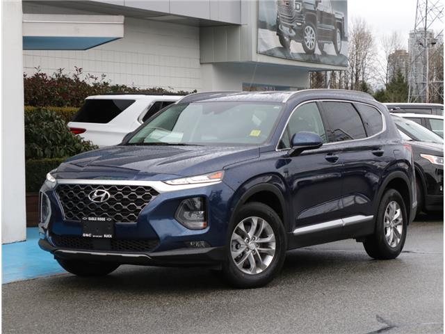 2020 Hyundai Santa Fe Essential 2.4  w/Safety Package (Stk: 200575) in Coquitlam - Image 1 of 16