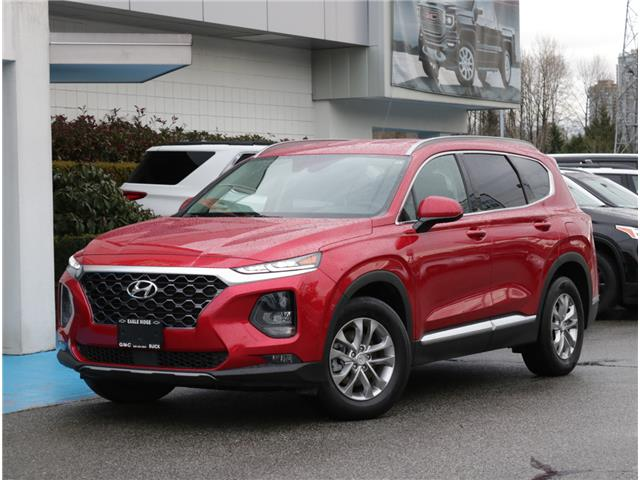 2020 Hyundai Santa Fe Essential 2.4  w/Safety Package (Stk: 200574) in Coquitlam - Image 1 of 16