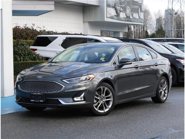 2020 Ford Fusion Hybrid Titanium (Stk: 200571) in Coquitlam - Image 1 of 16
