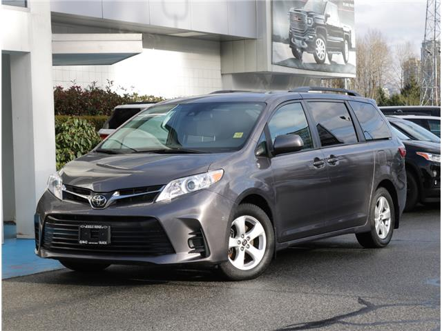2019 Toyota Sienna LE 8-Passenger (Stk: 190527) in Coquitlam - Image 1 of 17