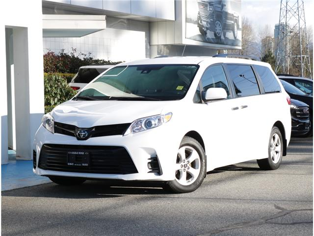2020 Toyota Sienna CE 7-Passenger (Stk: 200434) in Coquitlam - Image 1 of 16