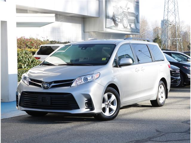 2019 Toyota Sienna LE 8-Passenger (Stk: 190486) in Coquitlam - Image 1 of 17