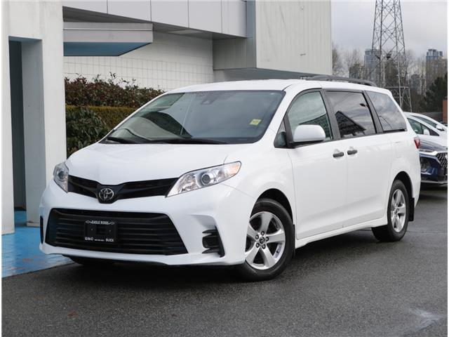 2020 Toyota Sienna CE 7-Passenger (Stk: 200491) in Coquitlam - Image 1 of 20