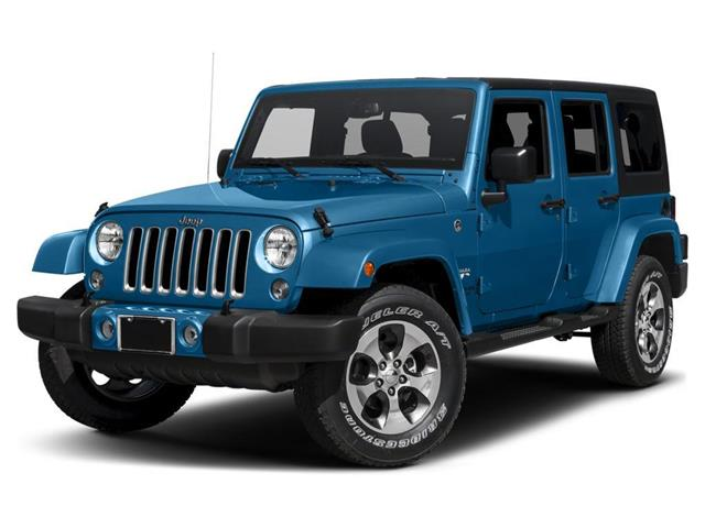 2015 Jeep Wrangler Unlimited Sahara (Stk: 158255) in Coquitlam - Image 1 of 9