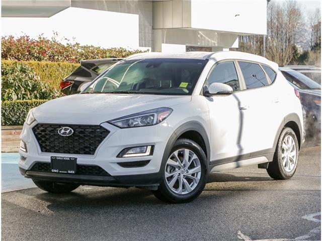 2020 Hyundai Tucson Preferred (Stk: 200576) in Coquitlam - Image 1 of 21