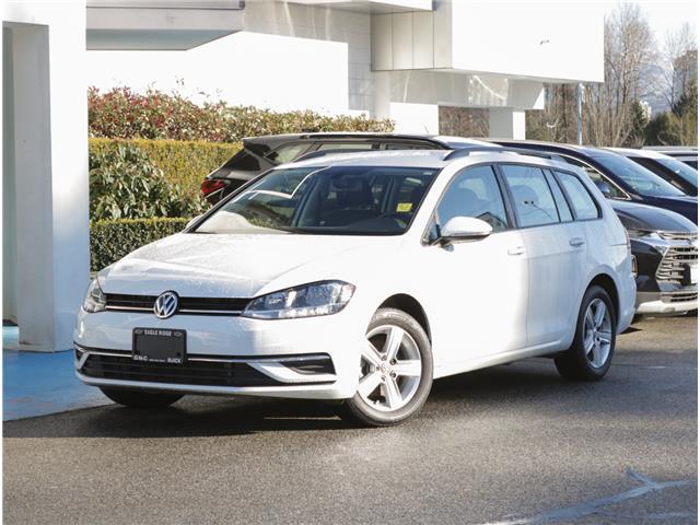 2019 Volkswagen Golf SportWagen 1.8 TSI Comfortline (Stk: 190594) in Coquitlam - Image 1 of 20