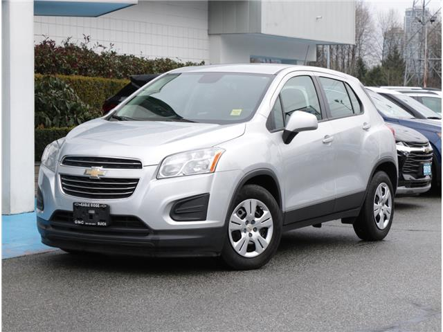 2016 Chevrolet Trax LS (Stk: 164514) in Coquitlam - Image 1 of 17