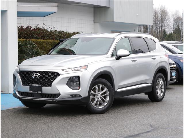 2019 Hyundai Santa Fe ESSENTIAL (Stk: 190501) in Coquitlam - Image 1 of 20