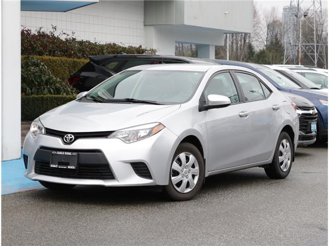 2015 Toyota Corolla S (Stk: 150402) in Coquitlam - Image 1 of 18