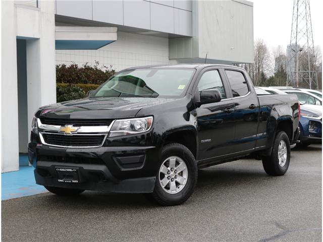 2018 Chevrolet Colorado WT (Stk: 180645) in Coquitlam - Image 1 of 19