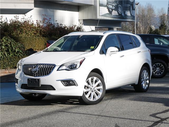 2017 Buick Envision Premium II (Stk: 170096) in Coquitlam - Image 1 of 17