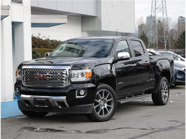2018 GMC Canyon Denali (Stk: 180626) in Coquitlam - Image 1 of 21