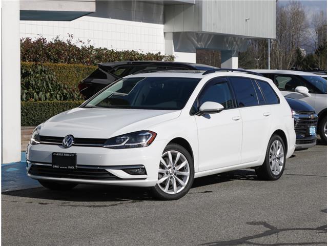 2018 Volkswagen Golf SportWagen 1.8 TSI Comfortline (Stk: 180820) in Coquitlam - Image 1 of 21