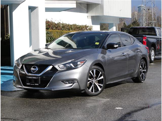 2018 Nissan Maxima SV (Stk: 188227) in Coquitlam - Image 1 of 22