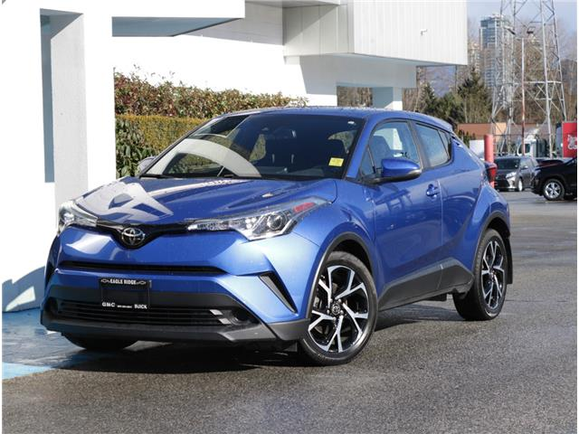 2018 Toyota C-HR XLE (Stk: 180655) in Coquitlam - Image 1 of 19