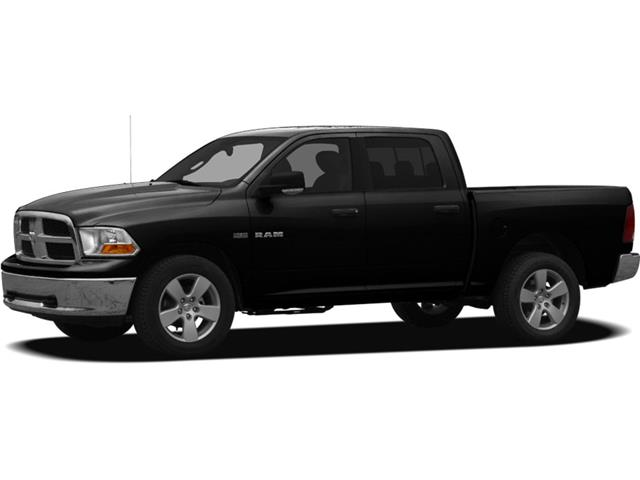 Used 2011 Dodge Ram 1500 ST  - Coquitlam - Eagle Ridge Chevrolet Buick GMC
