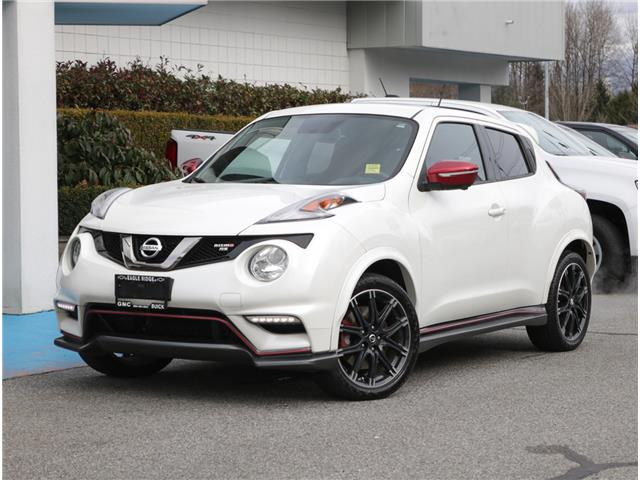 2016 Nissan Juke NISMO RS (Stk: 169247) in Coquitlam - Image 1 of 21
