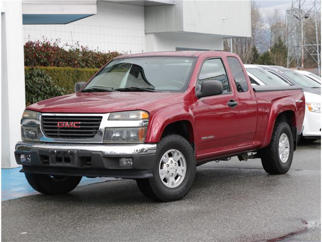 2005 GMC Canyon SL (Stk: 050670) in Coquitlam - Image 1 of 15