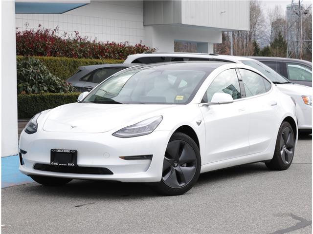 2019 Tesla Model 3 Standard Range (Stk: 190690) in Coquitlam - Image 1 of 18