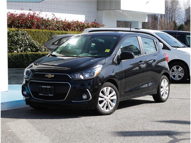 2018 Chevrolet Spark 1LT CVT (Stk: 180684) in Coquitlam - Image 1 of 21
