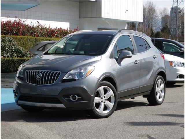 2015 Buick Encore Convenience (Stk: 150675) in Coquitlam - Image 1 of 20