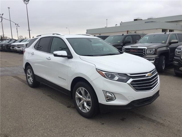 2018 Chevrolet Equinox Premier (Stk: 152872) in AIRDRIE - Image 1 of 21