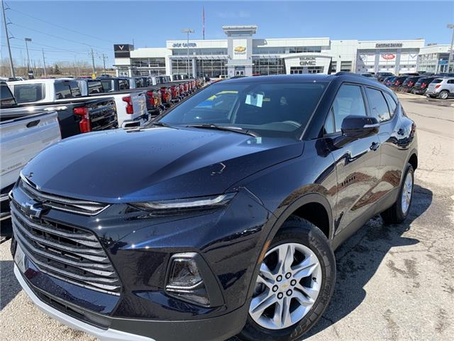 2020 Chevrolet Blazer LT (Stk: LS664511) in Calgary - Image 1 of 18