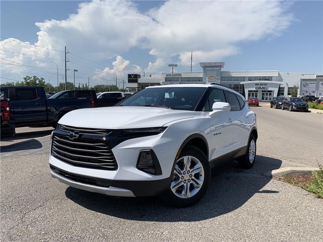 2020 Chevrolet Blazer LT (Stk: LS681641) in Calgary - Image 1 of 20