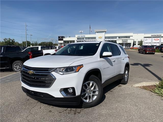 2020 Chevrolet Traverse LT (Stk: LJ276531) in Calgary - Image 1 of 18