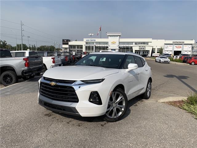 2020 Chevrolet Blazer Premier (Stk: LS571716) in Calgary - Image 1 of 23