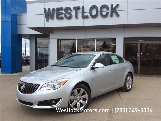2017 Buick Regal Premium I 2G4GP5EXXH9182249 17C24 in Westlock