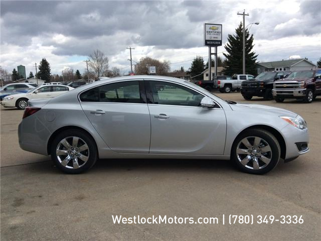 2017 Buick Regal Premium I (Stk: 17C24) in Westlock - Image 7 of 26