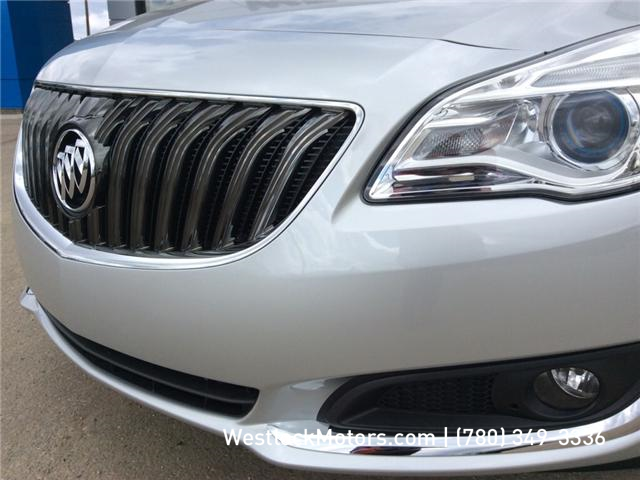 2017 Buick Regal Premium I (Stk: 17C24) in Westlock - Image 10 of 26