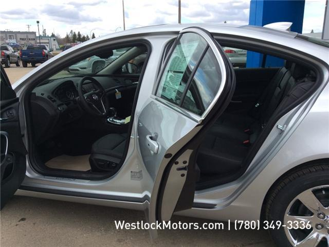 2017 Buick Regal Premium I (Stk: 17C24) in Westlock - Image 11 of 26