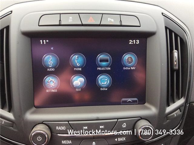 2017 Buick Regal Premium I (Stk: 17C24) in Westlock - Image 24 of 26