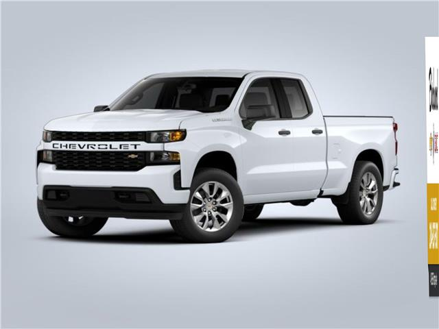 New 2020 Chevrolet Silverado 1500 Silverado Custom 30% off or take 0%! - Winnipeg - Birchwood Chevrolet Buick GMC