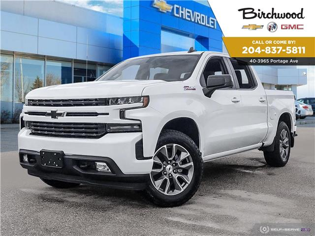 2020 Chevrolet Silverado 1500 RST (Stk: G20701) in Winnipeg - Image 1 of 5