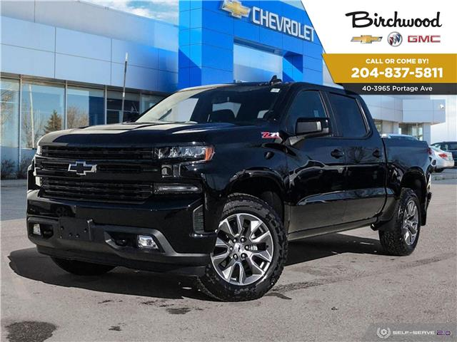 2020 Chevrolet Silverado 1500 RST (Stk: G20708) in Winnipeg - Image 1 of 5
