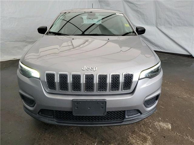 2020 Jeep Cherokee Sport (Stk: 201094) in Thunder Bay - Image 1 of 16
