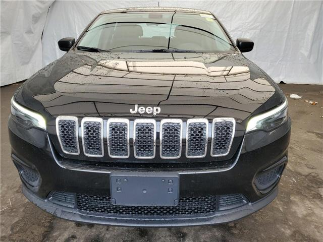 2020 Jeep Cherokee Sport (Stk: 201097) in Thunder Bay - Image 1 of 9
