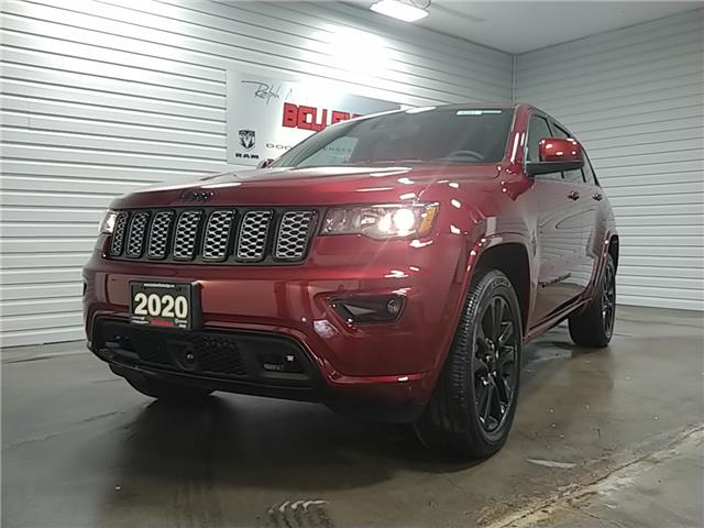 2020 Jeep Grand Cherokee Laredo (Stk: 0317) in Belleville - Image 1 of 13