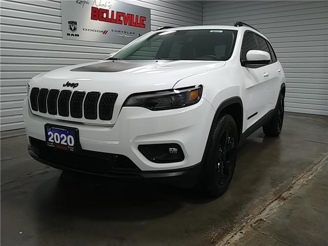 2020 Jeep Cherokee North (Stk: 0022) in Belleville - Image 1 of 12